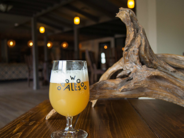 Oddwood Ales ATX beer