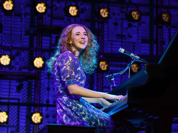 The national touring company of Beautiful: The Carole King Musical