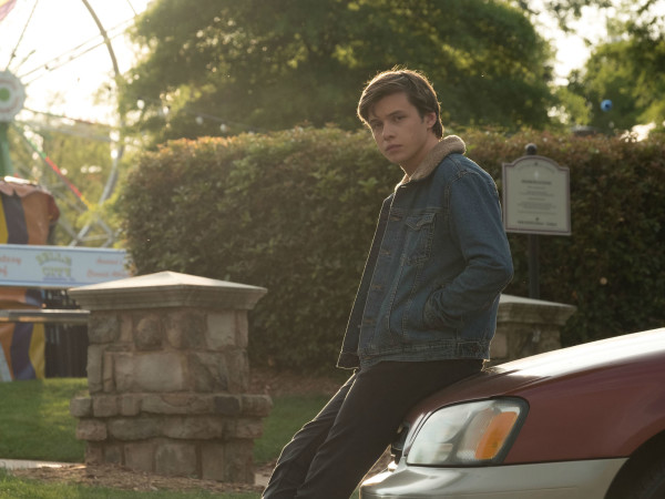 Nick Robinson in Love, Simon