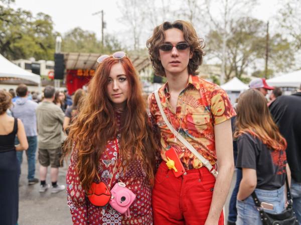 SXSW Street Style 2018 Sloane Lenz Felix Lenz