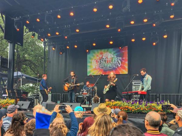 Old Settler's Music Festival