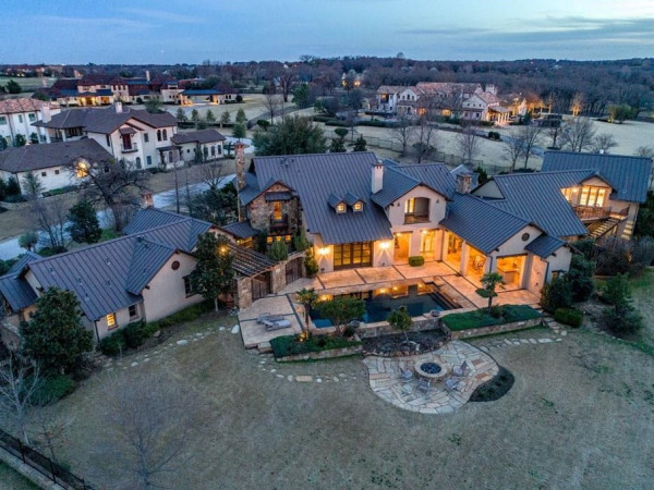 Mark Teixeira home for sale, Westlake
