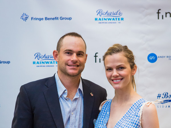 Andy Roddick Brooklyn Decker