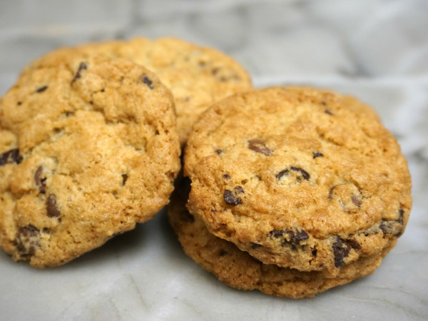 Barbara Bush chocolate chip cookies Houstonian Hotel