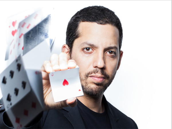 David Blaine headshot