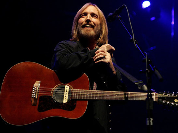 Tom Petty beard