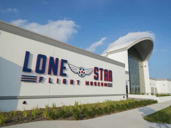Lone Star Flight Museum exterior