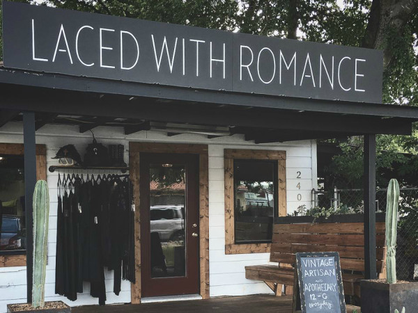 Laced With Romance Vintage