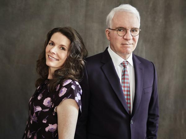 Edie Brickell and Steve Martin