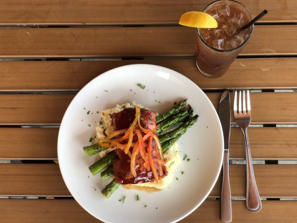 Pinstack summer menu items