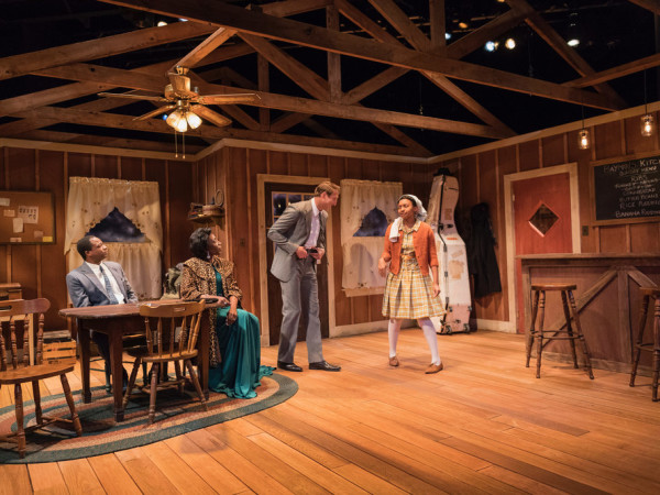 The Champion by Amy Evans at Theatresquared in Arkansas