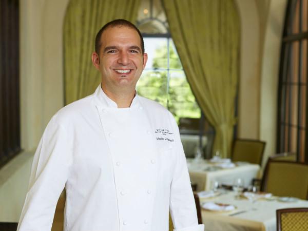 Chef Sebastien Archambault