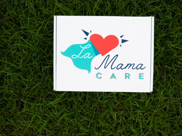 La Mama Care box motherhood
