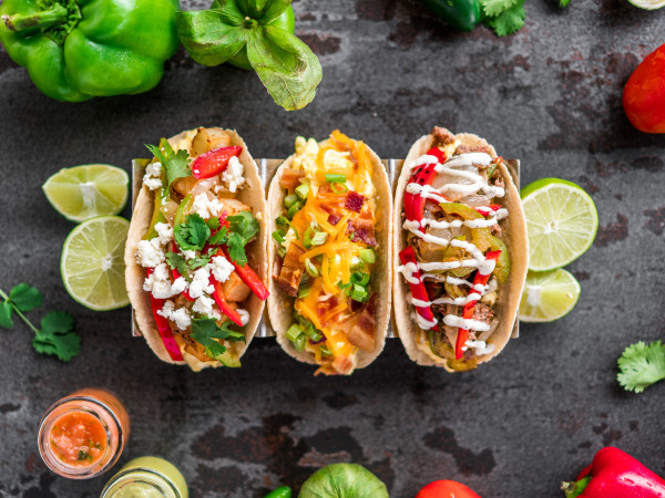 EggHaus breakfast tacos