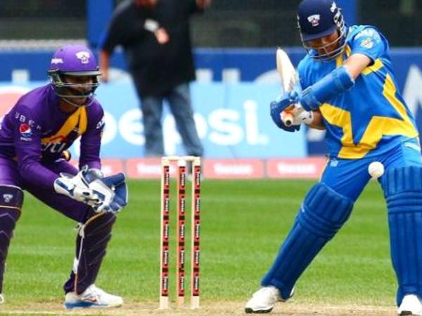 Houston cricket batsman players