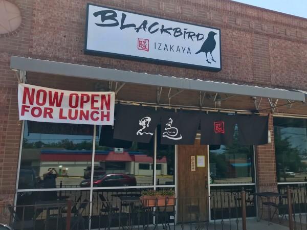 Blackbird Izakaya exterior