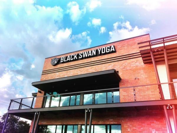 Black Swan Yoga San Antonio