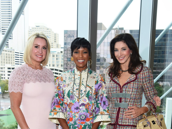 Amy Turner, Tamron Hall, Sunie Solomon
