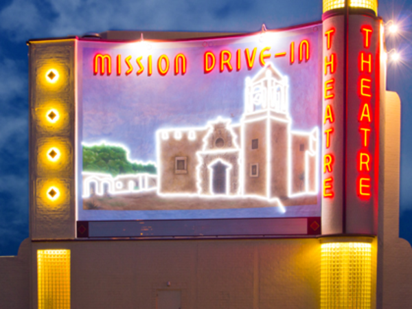 Mission Marquee plaza