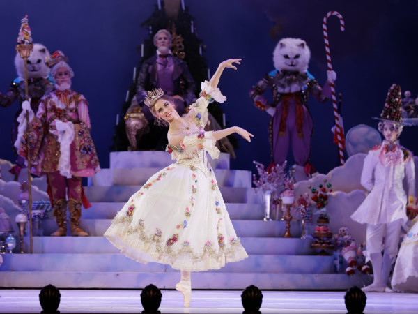 Houston Ballet: Nutcracker, Allison Miller