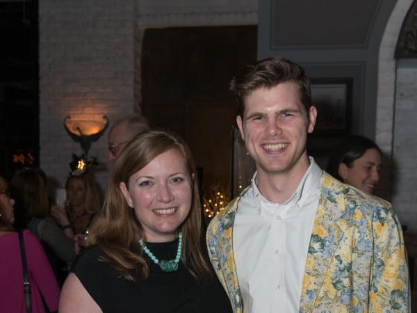WITS Gala 2018: Lizzie Fletcher, Jackson Neal
