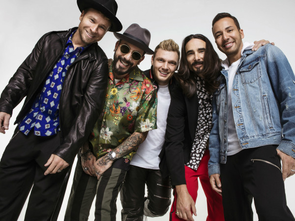Backstreet Boys band