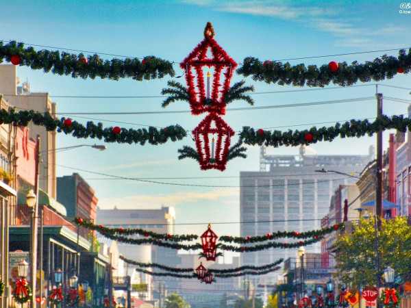 Historic Galveston Island Christmas