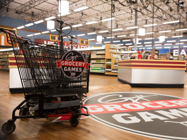 Guy's Grocery Games set