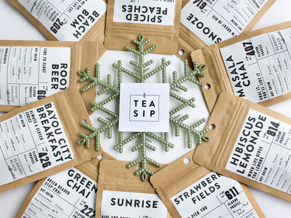 Tea Sip packets