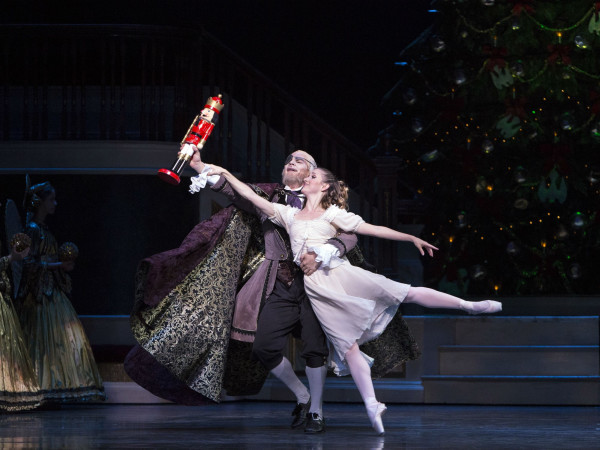 Nutcracker, Texas Ballet Theater