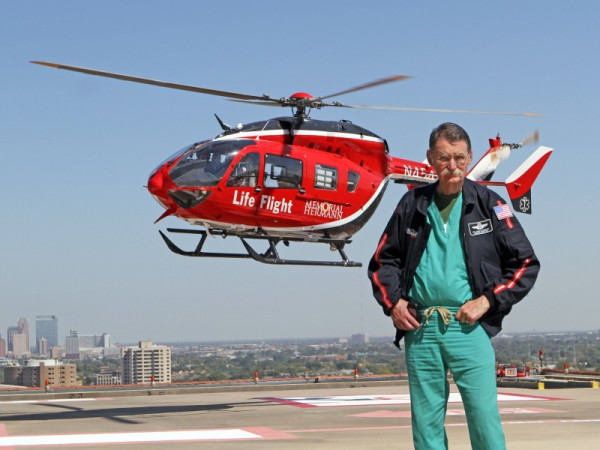 Dr red Duke Life flight