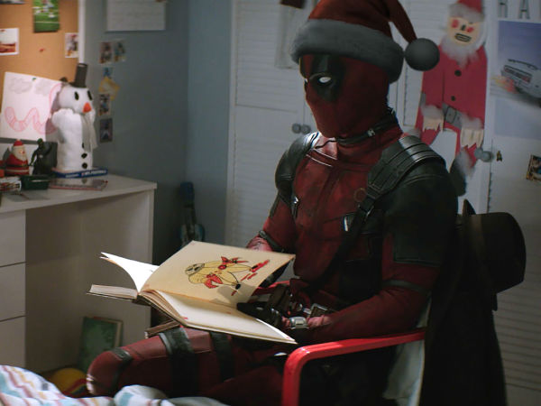 Ryan Reynolds in Once Upon a Deadpool