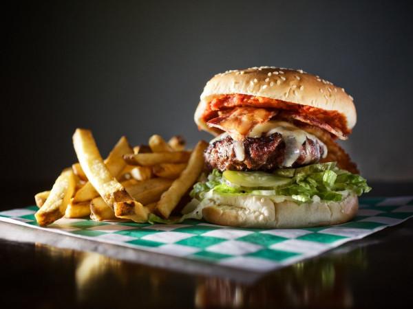 Royal Jelly burger