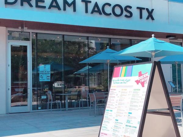 Dream Tacos exterior