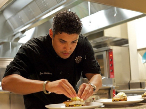 Chef Juan Rodriguez
