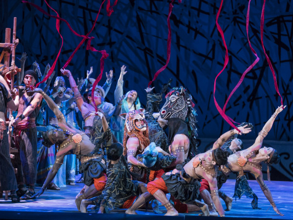 Houston Grand Opera presents The Pearl Fishers