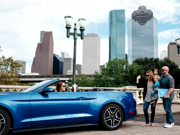 TRED Houston car sale