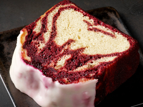 Drive-Thru Gourmet - Starbucks red velvet loaf cake