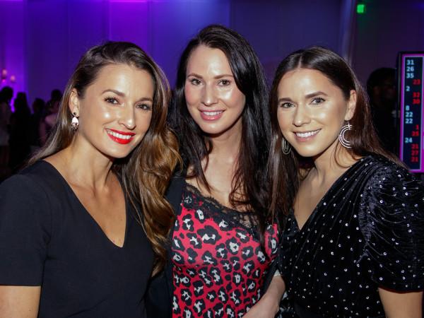 Sabina Brady, Sanela Pjetrovic, Bela Cooley