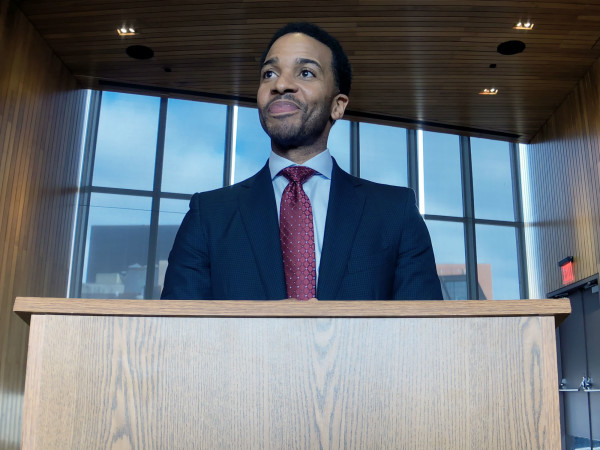 Andre Holland in High Flying Bird