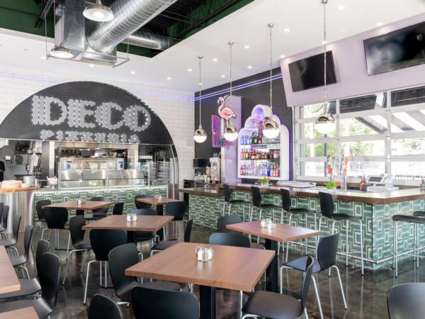 Deco Pizzeria Medical Center San Antonio