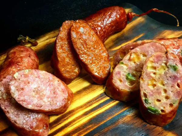 sausage, Sevy's