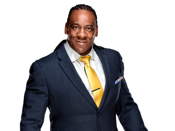 Booker T ESPN 97.5 Hall of Fame Show