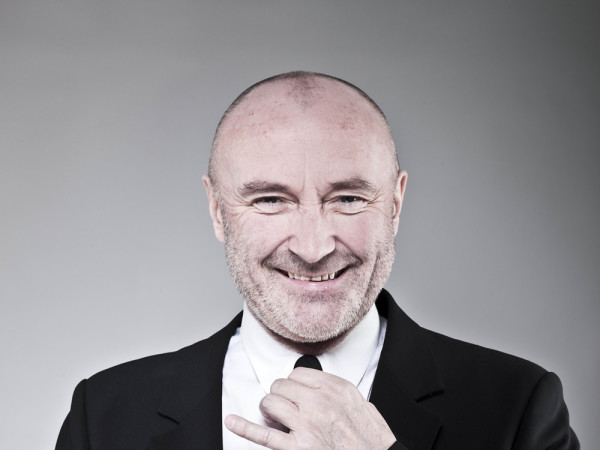 Phil Collins headshot