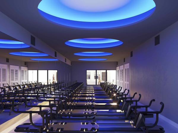Tight Lagree fitness studio