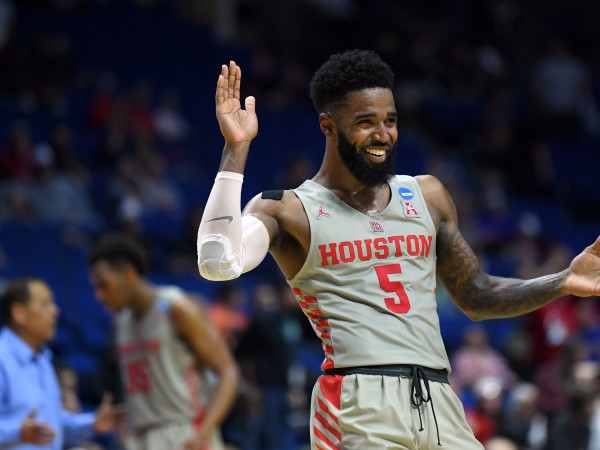 Corey Davis Jr University of Houston UH Cougars basketball