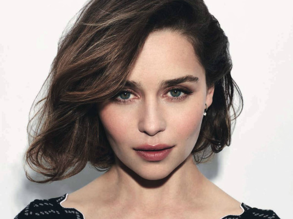 Emilia Clarke headshot Game of Thrones