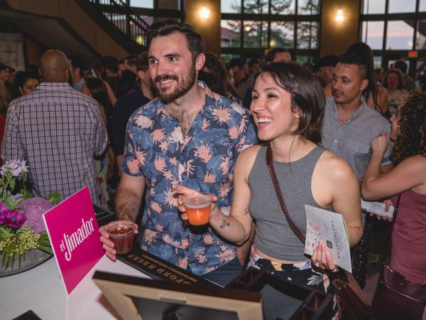 CultureMap Tastemakers 2019 Bob Bullock Museum Patrick Ferrell Danica Ferrell