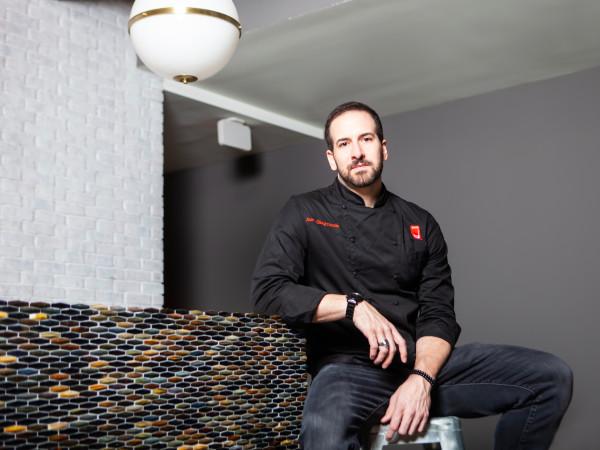 Jason Giagrande The Roastery