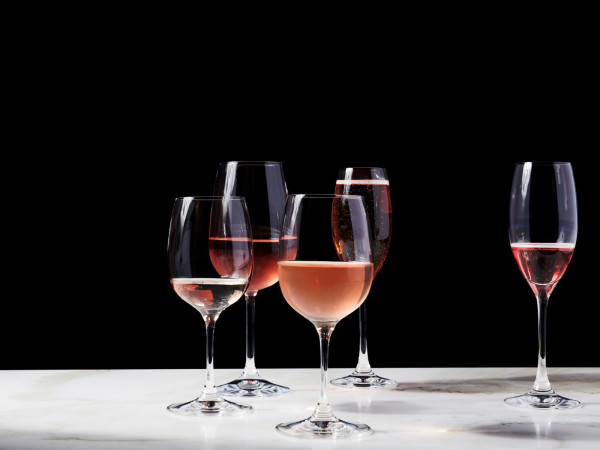 War of the Rosés wine